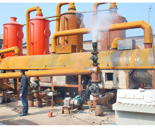 Household Waste Carbonization Furnace