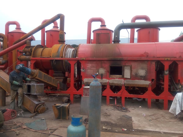 Industrial Waste Carbonization Furnace