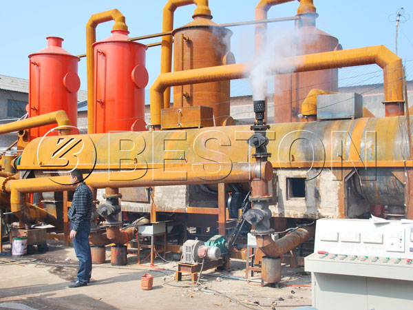 Biomass Carbonization Machine