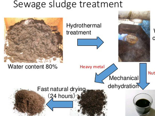 sludge treatment technology