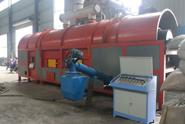 environmental carbonization machine