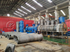 Beston Pyrolysis Plant Has been Sold to Netherlands