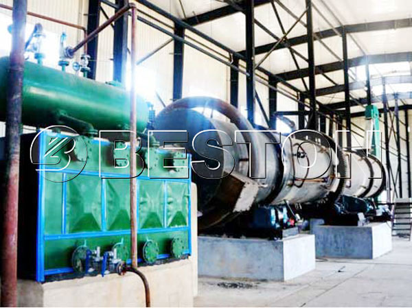 charcoal making machine manufacturer